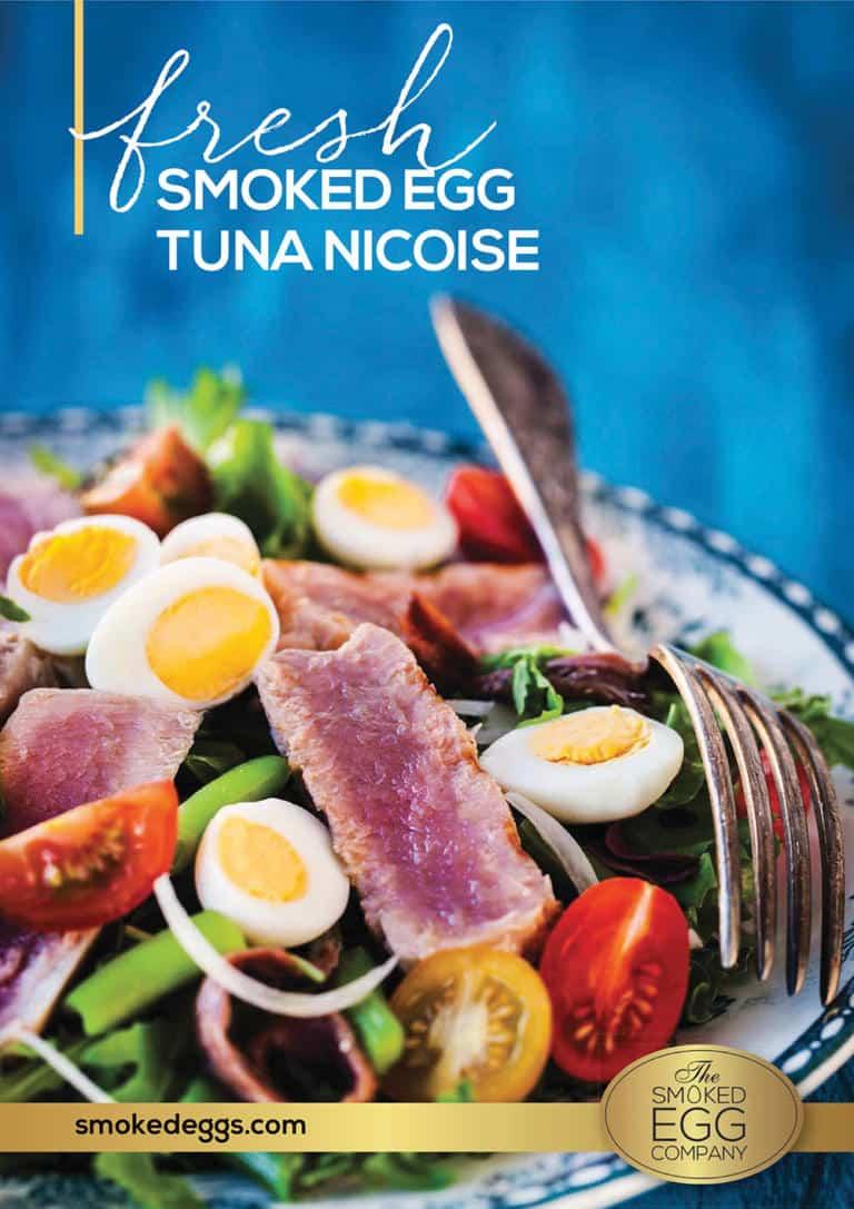 smoked egg tuna nicoise recipe pdf