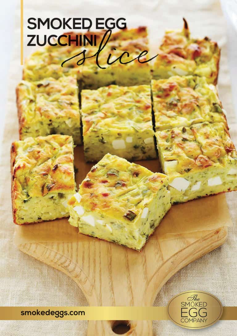 zucchini slice recipe pdf